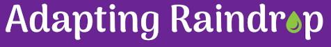 Adatping Raindrop Logo
