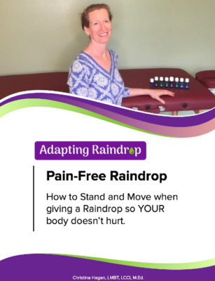 Pain-Free Raindrop cover page